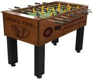 Alabama Crimson Tide Foosball Table - Olhausen Foosball Table