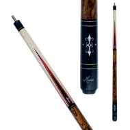 Meucci Pool Cue All Natural Wood MEANW03