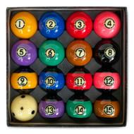 "Aramith ""Black"" Ball Set"