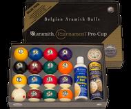 Aramith Tournament  Pro Cup Value Pack  BBATVP