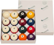Aramith Crown Standard with Tournament Magnetic Cue Ball