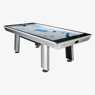 HJAR8 HJ Scott® 8' Raptor Air Hockey Table