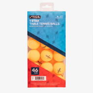 Stiga® 0ne Star Table Tennis Balls  - Package of 46- T146