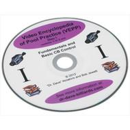 ENCYCLOPEDIA  OF POOL PRACTICE DVD - VOLUME1