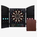 EDBW660 Bullshooter™ Marauder 5.0 Dart Board Cabinet