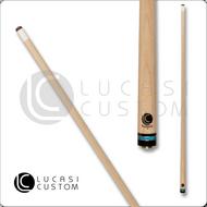 Lucasi Custom LCXS  Shaft Uni Loc with LZD5 Rings