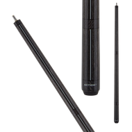 Action Pressed Wood Pool Cue ACCF02