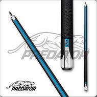 Predator P3 Cobalt Pool Cue  -  Wrap  PREP3COW