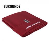 Predator Arcadia Select Burgundy Pool Table Cloth
