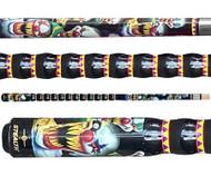 Stealth Pool Cue - Clown-1
