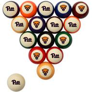 Pittsburgh Panthers Billiard Ball Set - Standard Colors