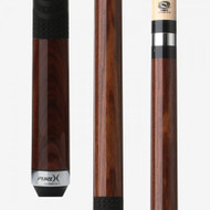 PureX® Technology Exotic Wood  HXTC24  Pool Cue