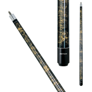 Action Pool Cues VAL04 Gold
