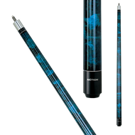 Action Pool Cues VAL05 Blue