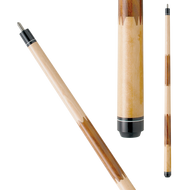 Action Pool Cues ECO01 Two-Toned Wood