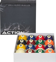 Action Standard Billiards Ball Set BBSTD