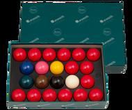 Aramith Premier English 2 1/8 English Snooker Set