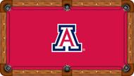 Arizona Wildcats Billiard Table Felt - Professional