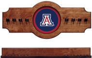 Arizona Wildcats 2-PC Hanging Cue Rack