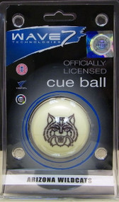 Arizona Wildcats Cue Ball