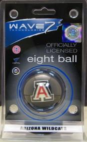 Arizona Wildcats Billiard Balls Eight Ball
