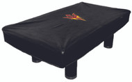 Arizona State Sun Devils Billiard Table Cover
