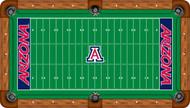 Arizona Wildcats Billiard Table Felt Football Field Recreational