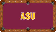 Arizona State Sun Devils Billiard Table Felt with ASU - Recreational