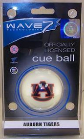 Auburn Tigers Cue Ball