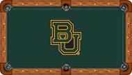 Baylor Bears Billiard Table Felt - Professional 1