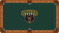 Baylors Bears Billiard Table Felt - Professsonal