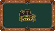 Baylor Bears Billiard Table Felt - Professional 2