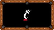 Cincinnati Bearcats Billiard Table Felt - Recreational
