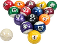 Designer Candy Pool Balls Set