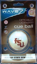 Florida State Seminoles Cue Ball