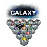 Galaxy Billiard Balls