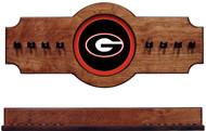 Georgia Bulldogs 2-piece Hanging Rack