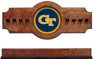 Georgia Tech Yellow Jackets 2-piece Hanging Rack