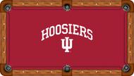 Indiana Hoosiers Billiard Table Felt - Professional 3