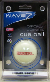 Indiana Hoosiers Cue Ball