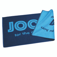Joola Towel  - Navy with Sky Blue