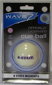 Kansas State Wildcats Cue Ball