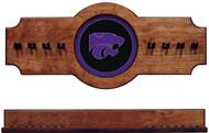Kansas State Wildcats Hanging Cue Rack