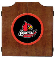 Louisville Dart Board Cabinet