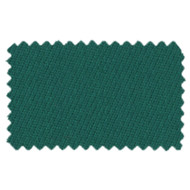 Milliken SuperPro 9' American Blue Green Pool Table Cloth