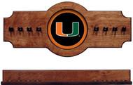 Miami 2 Pc Hanging Cue Rack