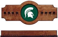 Michigan State Spartans 2-piece Hanging Rack 1
