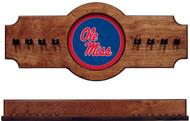 Mississippi Rebels 2-piece Hanging Rack