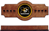 Missouri Tigers Hanging Cue Rack