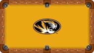 Missouri Tigers Billiard Table Felt - Professional 2